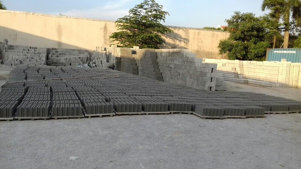 xưởng sản xuât gạch block giá rẻ
