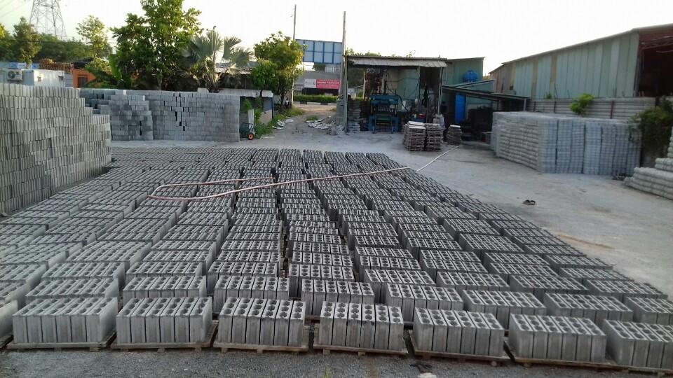 gạch xây tường binh dương