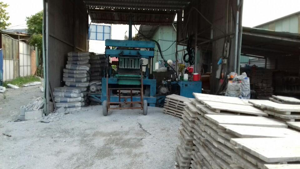 sản xuất gạch block