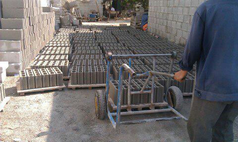 quy trình3 sản xuất gạch block