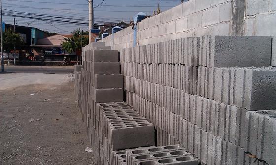 quy trình sản xuất gạch block 5