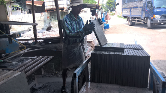 sắt đai dê - sắt tizen