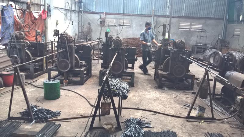 sắt đai dê - sắt tizen 3